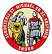 Schutterij Sint Michael en Sint Ansfried Thorn Logo